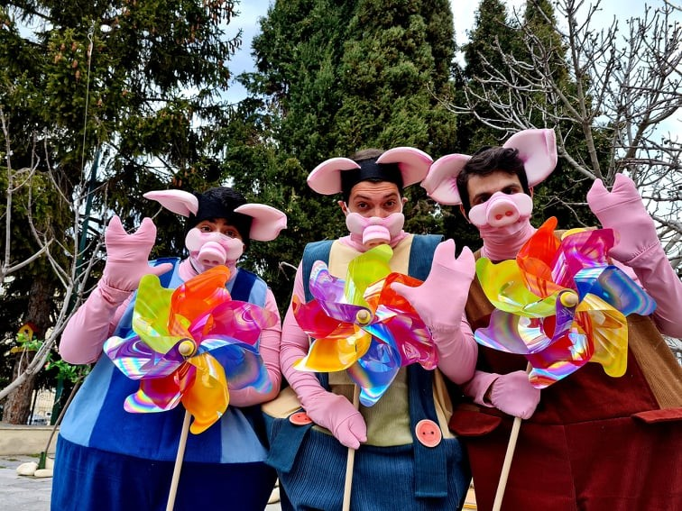 Performances 24.04 - 25.04 Théâtre de marionnettes d'État de Varna