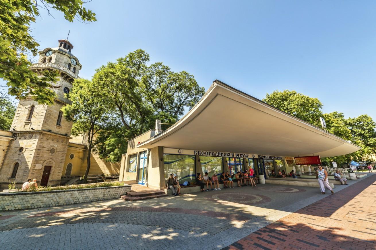 Туристически информационен център Варна / Tourist Information Center Varna
