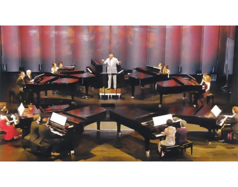 Концерт На 8 рояла
