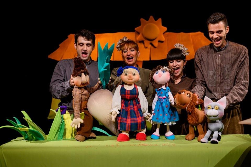 Programme de théâtre de marionnettes d'État de Varna, janvier