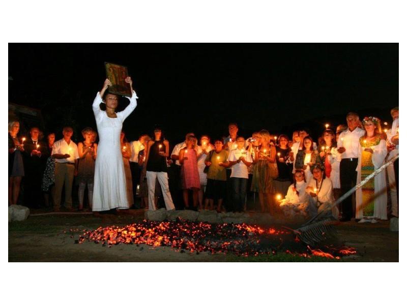 Нестинарски празник в Странджа от Варна през Юни