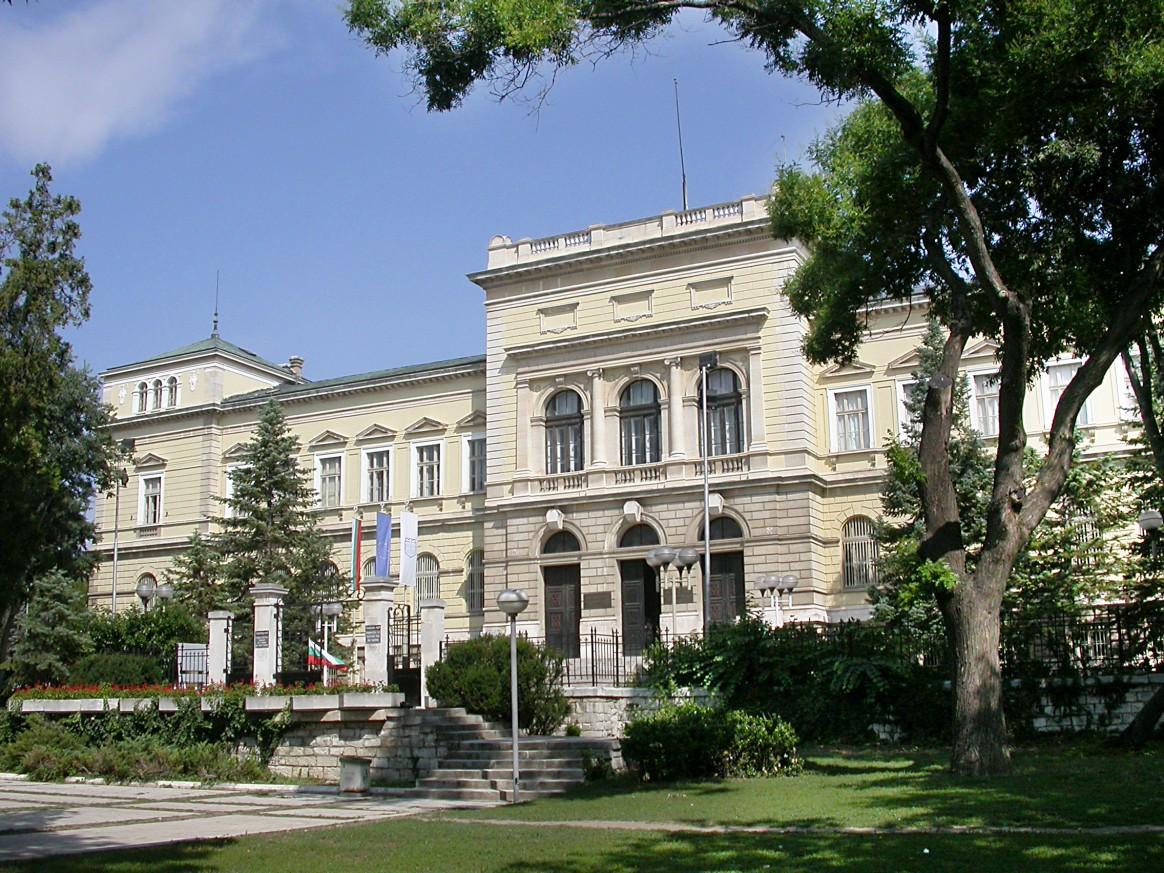 Археологически музей - Варна