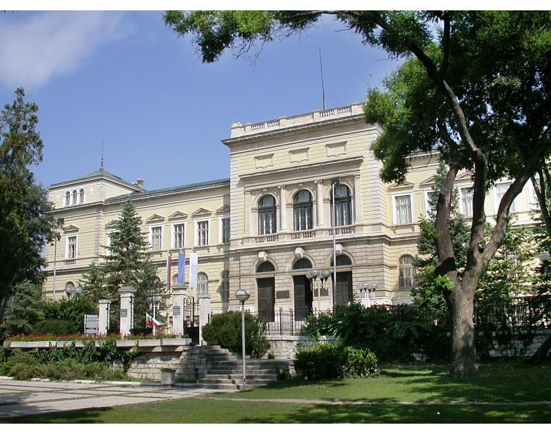 Arhaeological museum - Varna