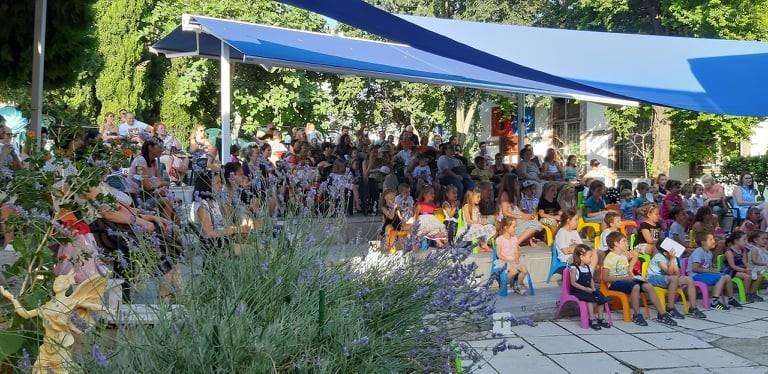 Представления 18.09 - 19.09, Държавен куклен театър Варна