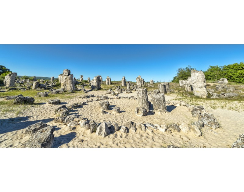 Побити камъни / Stone Forest