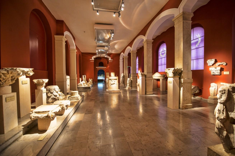 Das Archäologische Museum