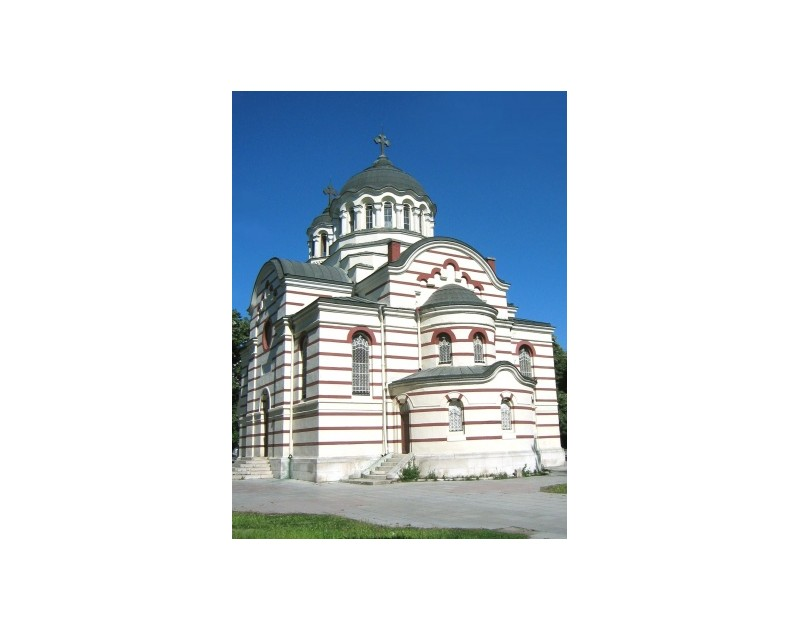 Православен храм Света Параскева Петка