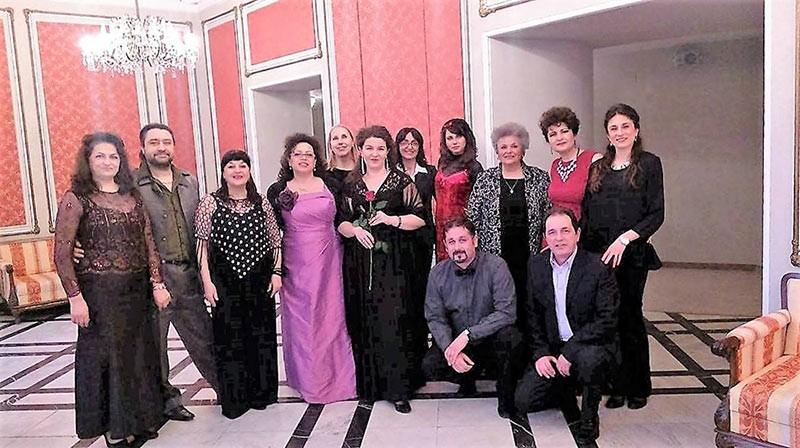 Пролетен оперен концерт СЦЕНА РОТОНДА