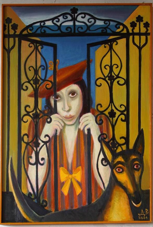Юбилейна изложба на Дария Василянска