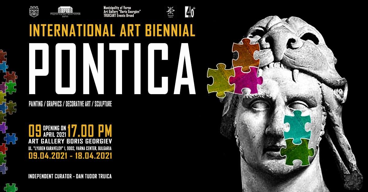 """International art biennial """"Pontica"""""""