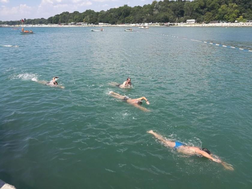 """81-ви Традиционен плувен маратон """"Галата - Варна"""""""