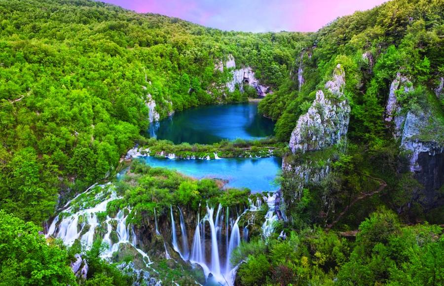 Екскурзия Плитвички езера, Дубровник и Черна гора от Варна