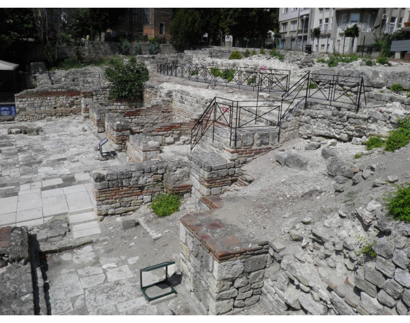 Small Roman Thermae - Varna