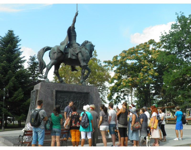 Varna Highlights Walk - free walkin tours