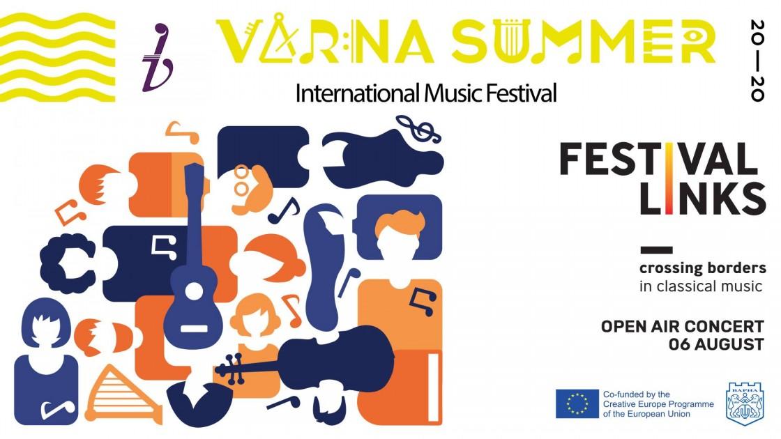 """""""Varnaer Sommer"""" - Festivallinks"""