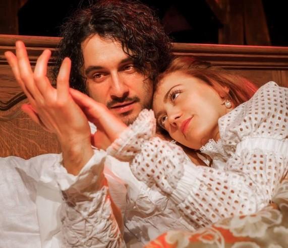 Влюбеният Шекспир