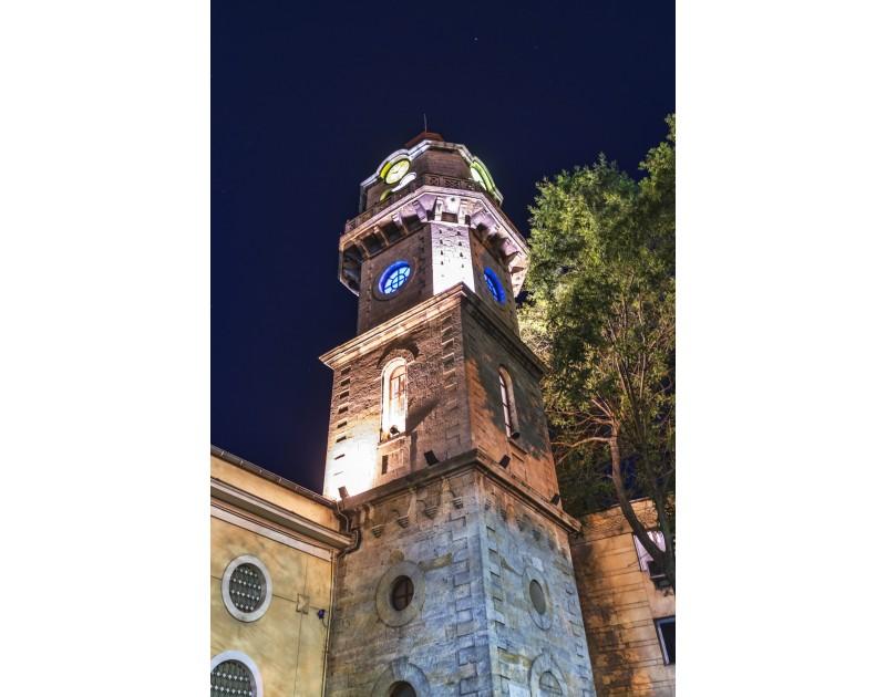 Градският часовник - Варна