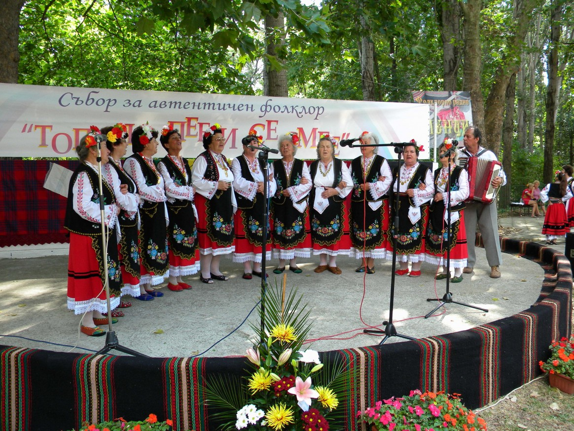 8th National fair of authentic folklore