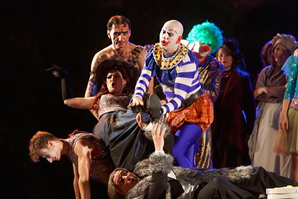 Le Boheme - opera by Puccini