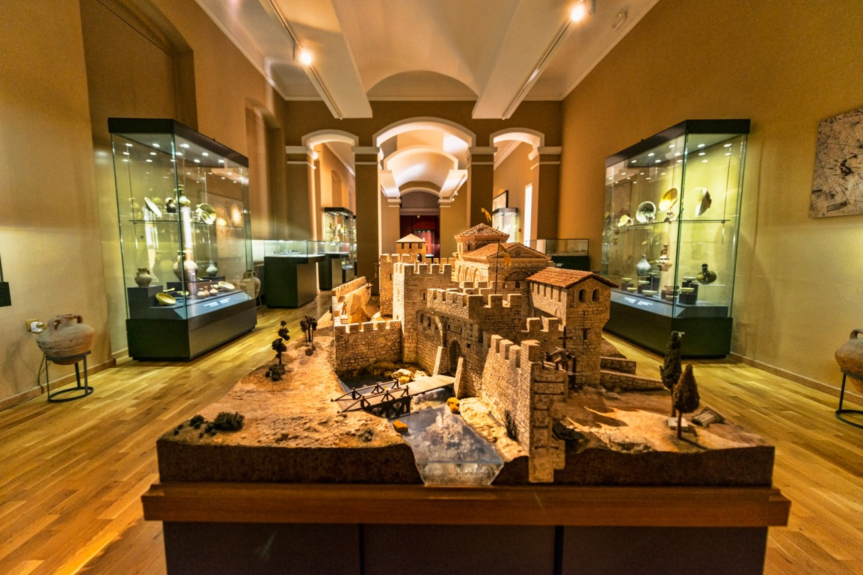 Muzeul Arheologic - Varna