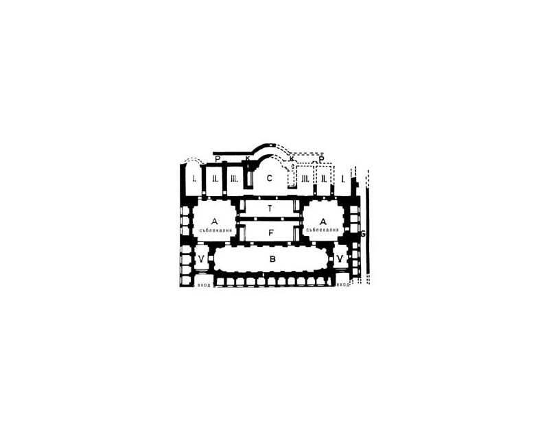 Римски терми Варна / Roman Thermae (Varna)