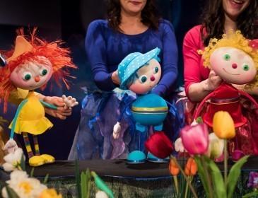 Программа Октябрь, Государственный театр кукол