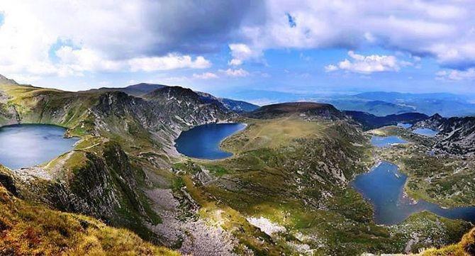 Екскурзия до седемте рилски езера през Юли и Август от Варна 2нощувки