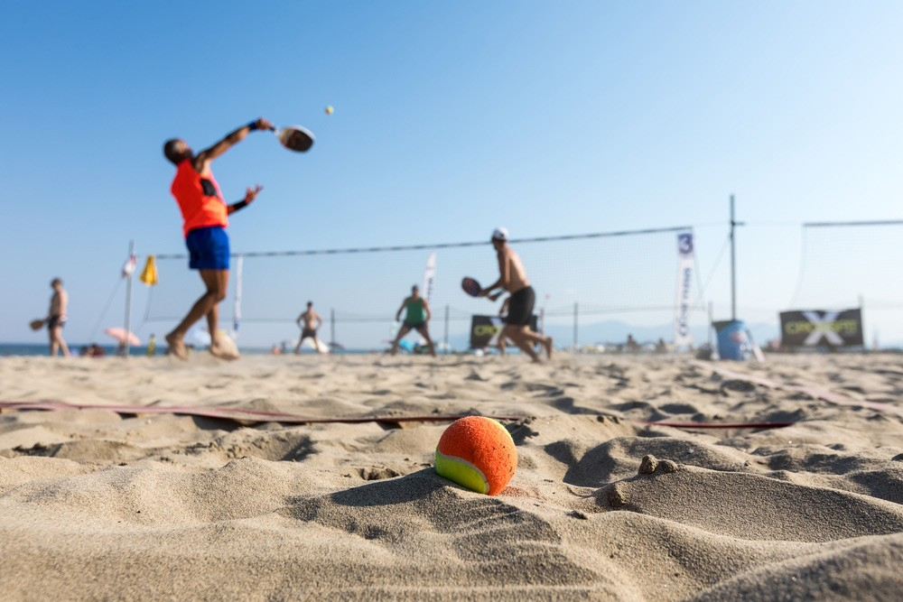 Beach sports festival Varna 2020