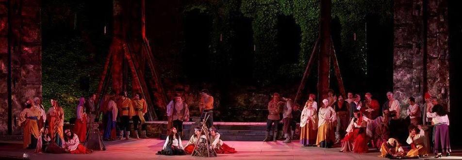 Il trovatore (The Troubadour) - opera