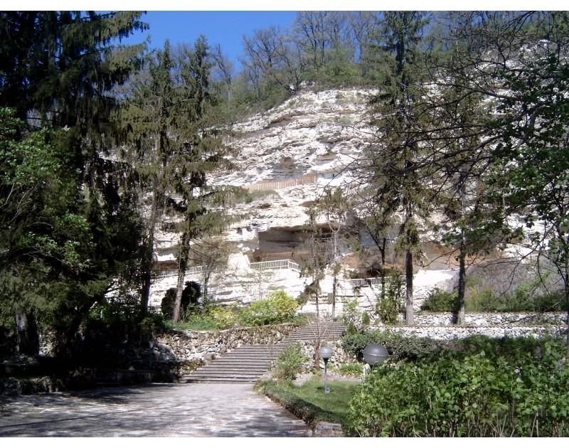 Das Aladja-Kloster