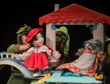 Програма на Държавен куклен театър - Варна - м. август 2019г.