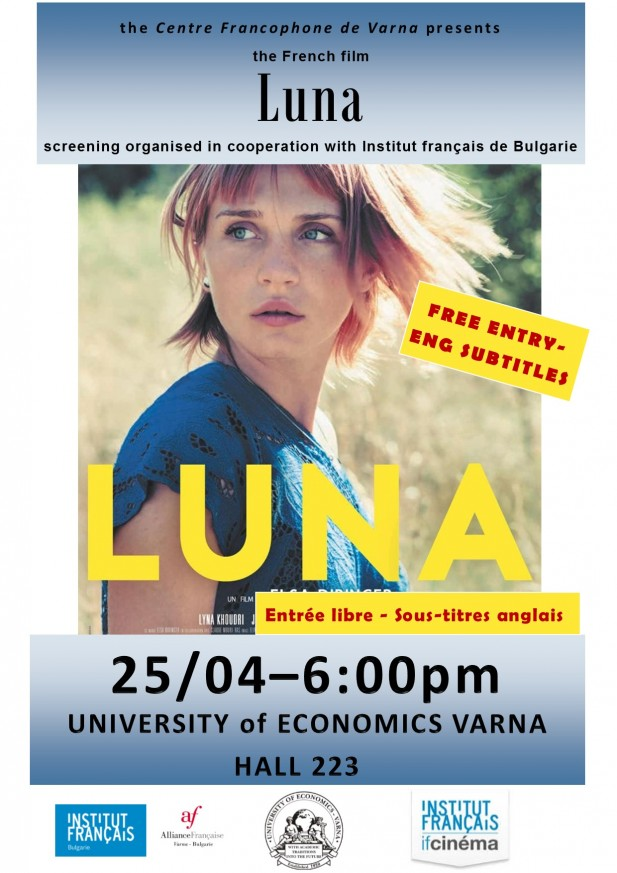 Projection du film Luna