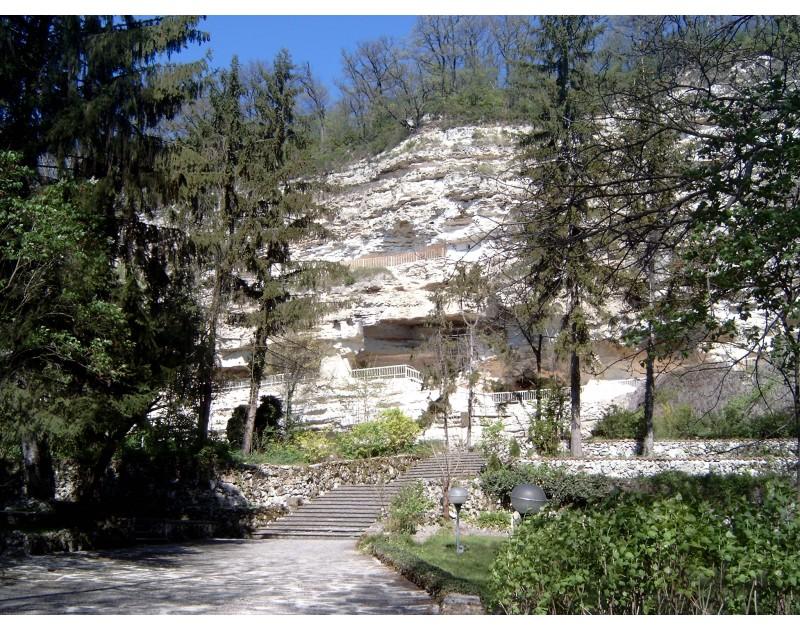 Monastère Aladja