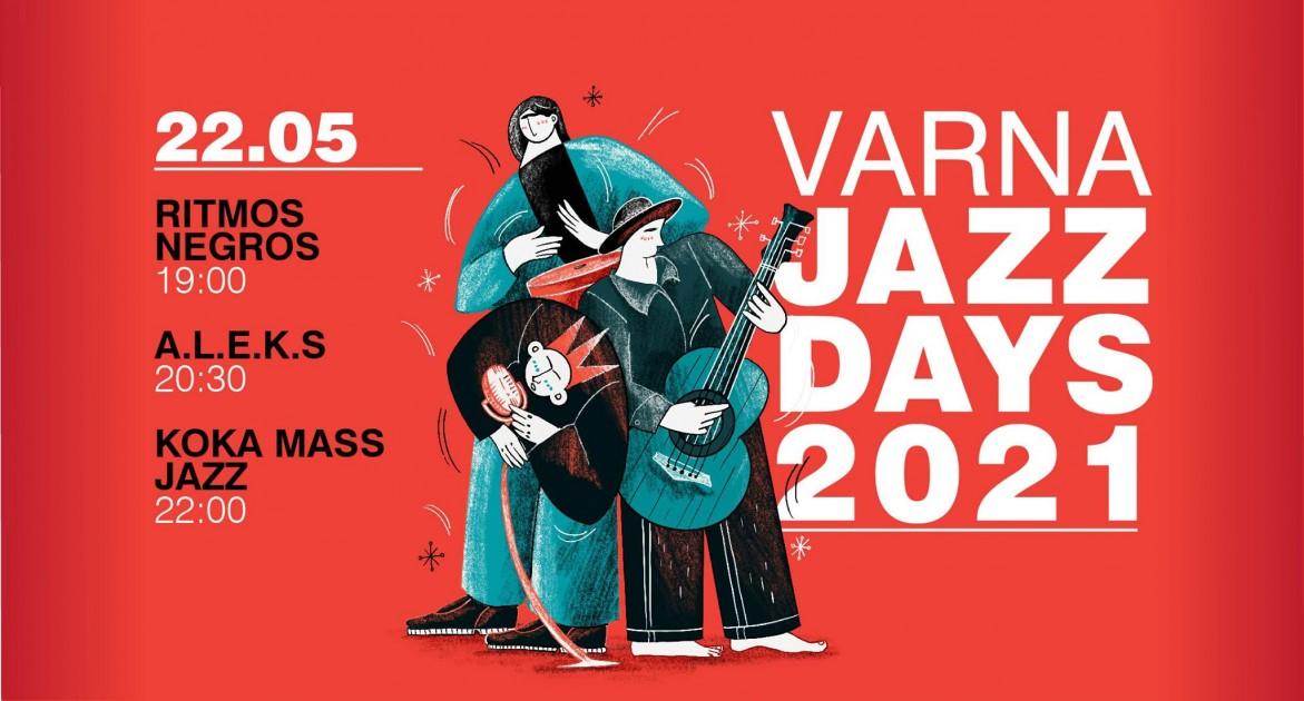 Varna Jazz Days Festival 2021