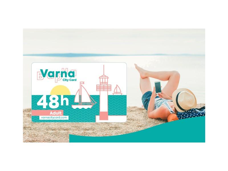 48-hour Varna City Card