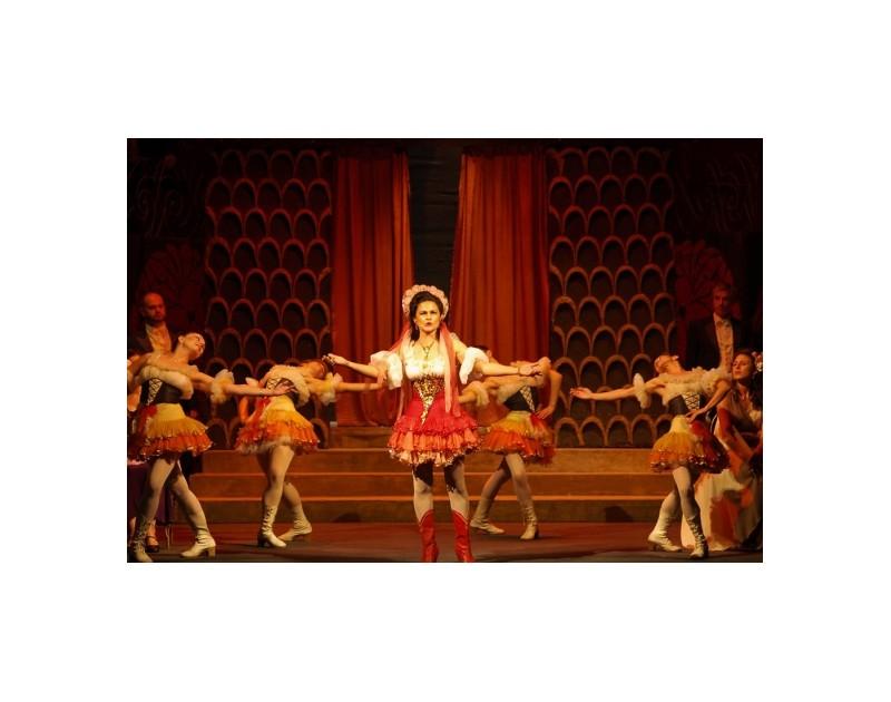 Царицата на чардаша - оперета