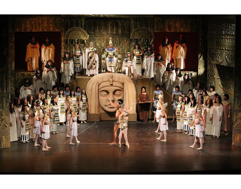 Аида - опера в четири действия