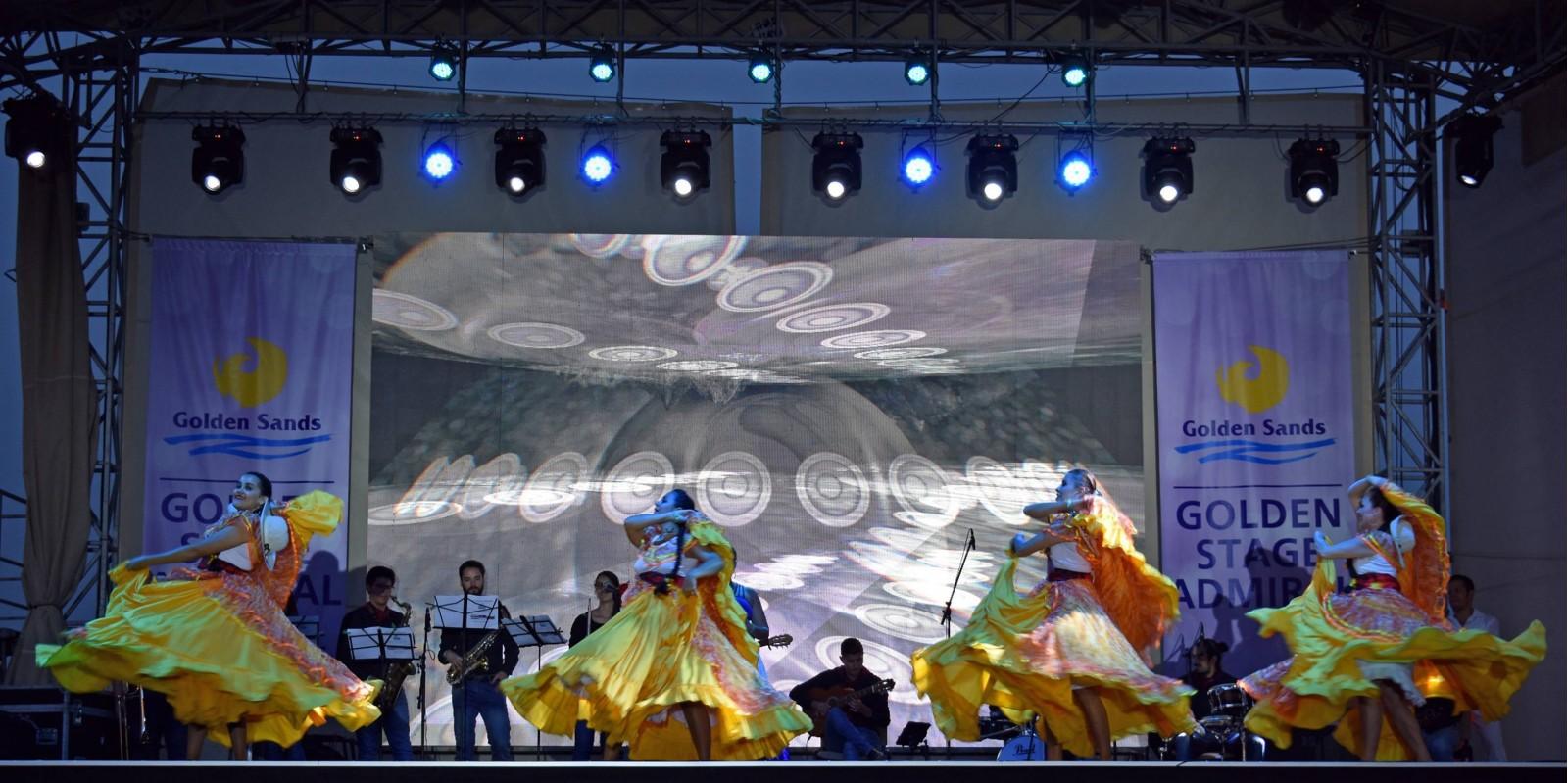 Concerts at Golden Sands Resort