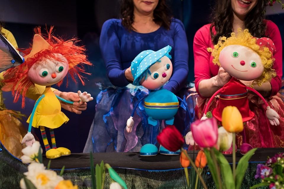Държавен куклен театър-Варна /програма октомври/