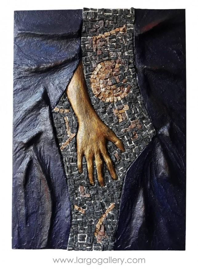 """""""Откровения"""", изложба мозайка"""