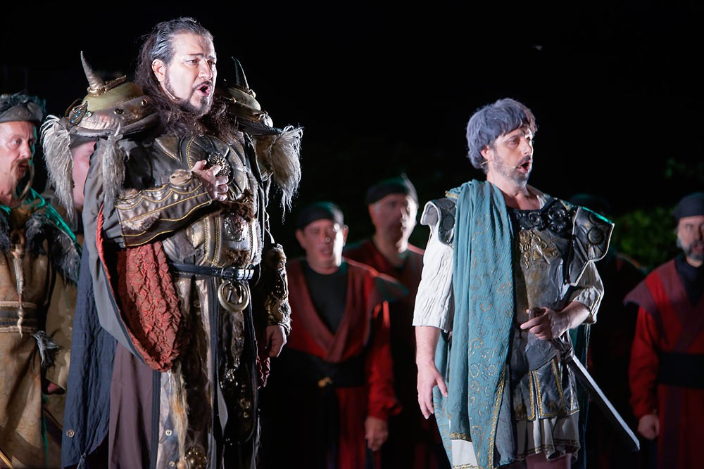 Атила - опера от Джузепе Верди