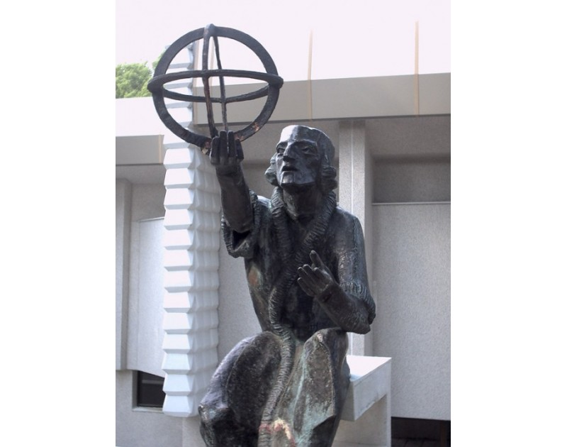 Паметник на Николай Коперник