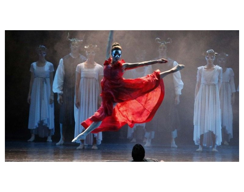 Gala concert,  50th anniversary of Arabesque Ballet