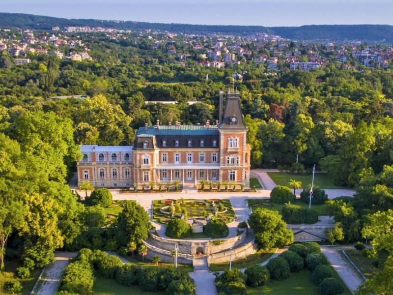 La résidence Euxinograd