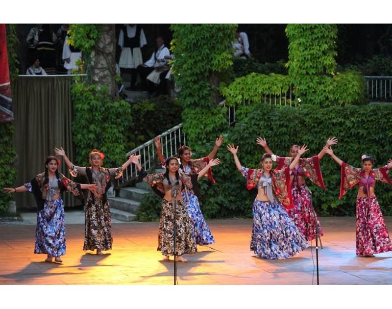 XV Национален фестивал на етносите България за всички