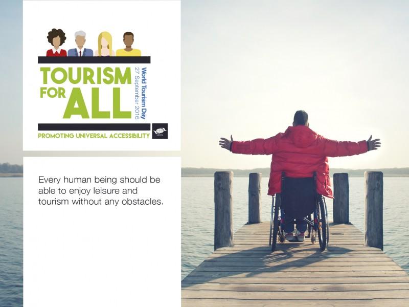 Световен ден на туризма - Туризъм за всички!