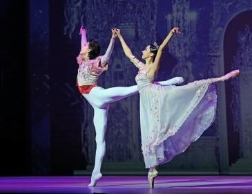 Пепеляшка балет