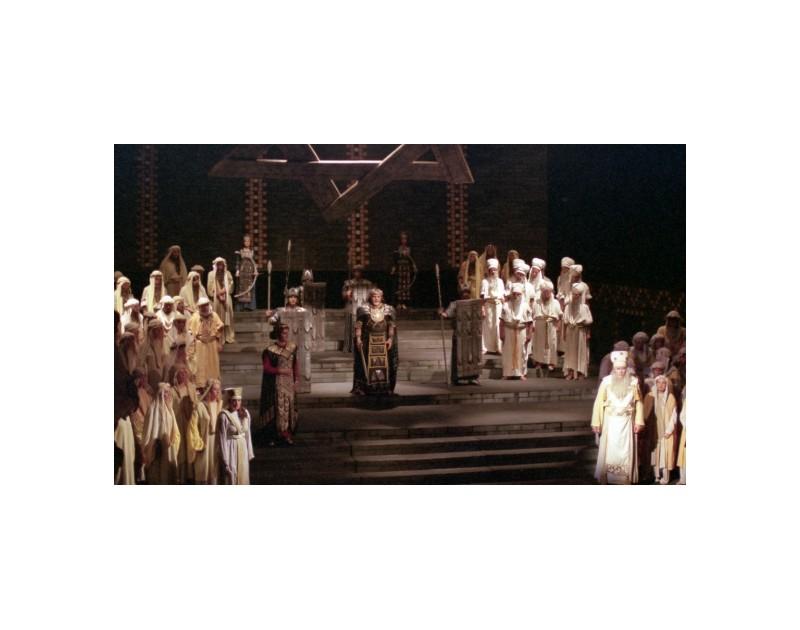 Набуко - опера в четири действия