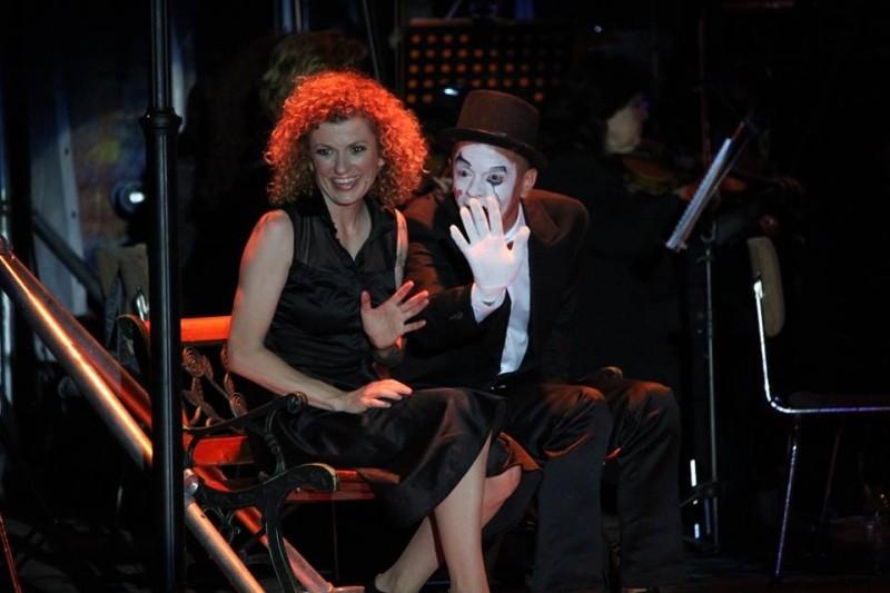 Musical night with Lucy Diakovska
