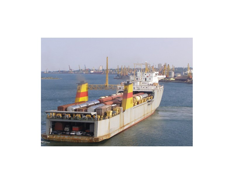 Фериботен транспорт